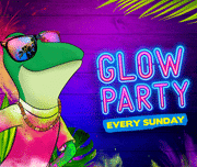 glow party cancun