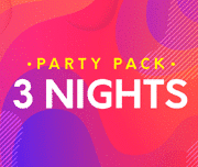 cancun events package