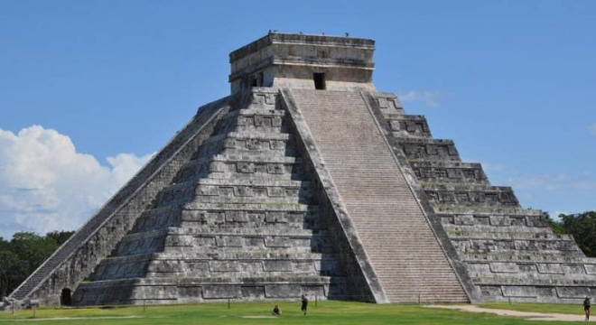 Chichen Itza Slider