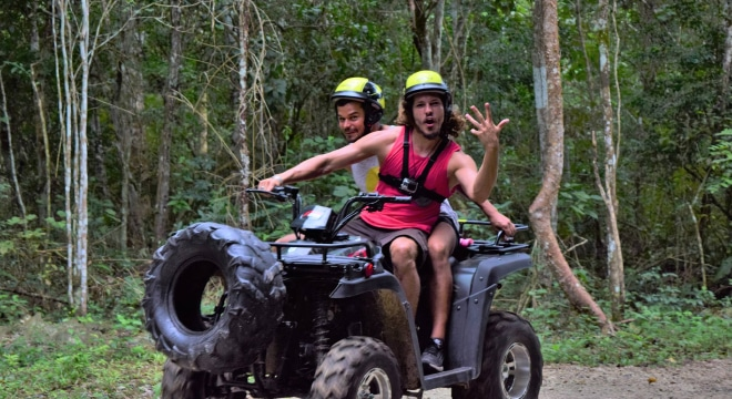 ATV Jungle Tour 2